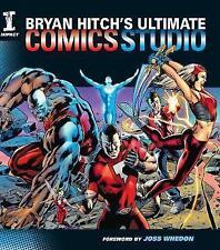 Bryan Hitch's Ultimate Comic Studio, Bryan Hitch, 1600613268, New Book