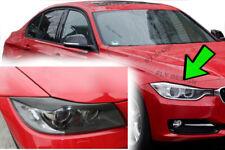 für BMW E90 Limo CARBON boeser blick scheinwerfer blende shürze eye brows lid