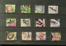 Canada 2007/14 beneficial insects used set