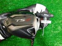 Titleist TS2 10.5* Driver Kuro Kage TiNi 50 Regular Graphite with HC & Tool
