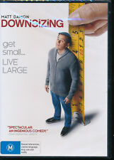 Downsizing DVD NEW Region 4 Matt Damon