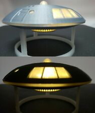 Jupiter 2 [Lost in Space]- In Flight w/ Light & Stand- small (Flying Saucer/Ufo)