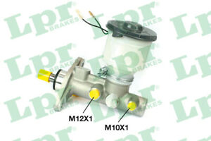 Brake Master Cylinder fits HONDA ACCORD CB3 2.0 LHD Only 90 to 91 LPR Quality