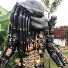 Predator Costume, Prop, Movie Replica, Predator Cosplay Life Size
