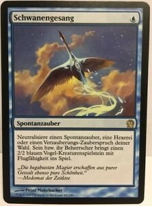 TOP  Schwanengesang / Swan Song  - THEROS -  deutsch  (excellent -)   **Rare**