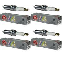 4X NGK Laser Iridium Premium Zündkerze 3588 Typ ILFR6A Zünd Kerze