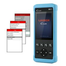 Launch Code Reader Full OBD2 Scanner Diagnostic Scan Tool ABS SRS Oil EPB Reset