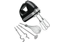 KitchenAid Hand Mixer 9 Speed Onyx Blac