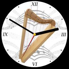 Harp Cd Orologio, supporto libero può essere personalizzato