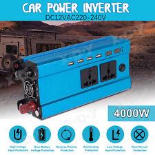 Convertisseur sinus 12V 220V 1500W 5000W Onduleur dc to ac Transformateur Z