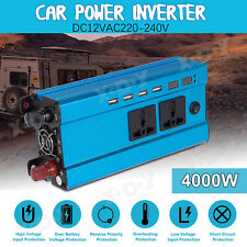 Convertisseur pur sinus 12V 220V 1500W 5000W Onduleur dc to ac Transformateur Z