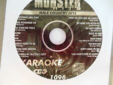 Monster Hits Karaoke CD+G vol-1096/Tim Mcgraw,Lonestar,Kenny Chesney,Toby Keith+