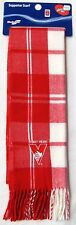 65287 SYDNEY SWANS AFL FOOTBALL TARTAN FASHION SUPPORTER SCARF