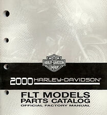 2000 HARLEY-DAVIDSON FLT TOURING PARTS CATALOG MANUAL -FLTR-FLHT-FLHR-FLHTCUI