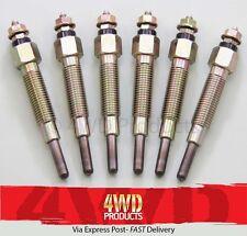Glow Plug SET - for Nissan Patrol GU (Y61) 4.2D/TD TD42 TD42T (97-07)