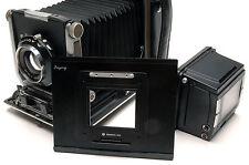 Mamiya 645 adapter For linhof sinar toyo horseman wista 4x5 camera  phase one
