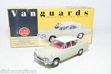 . VANGUARDS VA35000 FORD CAPRI CLASSIC 109E 109 E LIME GREEN WHITE MINT BOXED