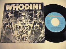 WHODINI The Haunted House Of Rock 7""