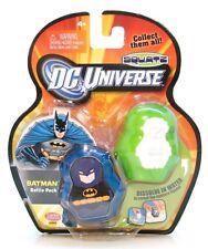DC Universe Squatz Battle Pack Batman & 1 Mystery Figure