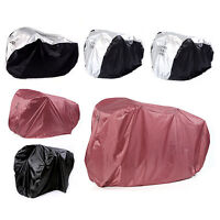 Bicycle Bike Cover Garage Cycling Outdoor Rain Dust Protector Waterproof Nylon