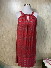 Taylor A Pea In The Pod Maternity Woman Sleeveless Dress Size S/P