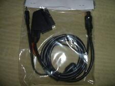 AMSTRAD CPC RGB (câble Péritel 2 mètres + Jack stéréo) - Neuf