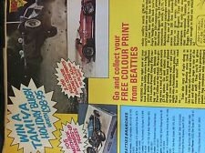 m3e ephemera 1982 advert beatties hobby stores