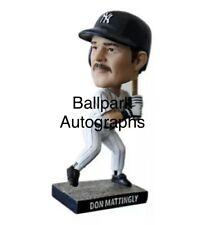 New Listing2021 Don Mattingly New York Yankees Bobblehead Sga 9/18/21 Bobble Head Bronx Ny