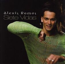 Siete Vidas by Alexis Ramos (CD, Feb-2005, Ole Music)
