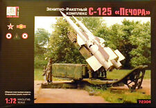 1/72 S-125 Russian Surface-To-Air Missile System SA-3 Goa model kit