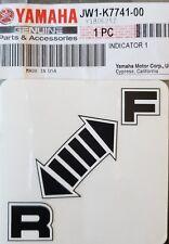 Yamaha Golf Cart Forward / Reverse Handle Safety Indicator Sticker Decal