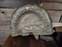 VINTAGE ORNATE 1880'S LAMSON CONSOLIDATED STORE BRASS CASH RAILWAY HEAVY ANTIQUE