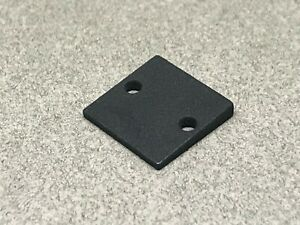 Pats Audio Dual Turntable Tracking Angle Wedge Shim for TK-12 Cartridge Holder