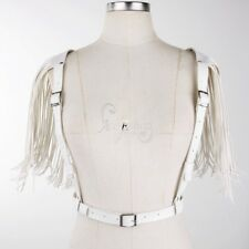 Sissy Women Chest Harness Shoulder Belt Strap Adjustable Fancy Costume Club Wear