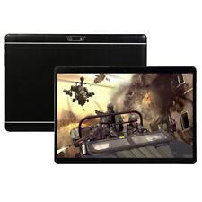"Negro 10.1"" Tableta Android 9.0 8+128GB WiFi WLAN 2 Cámara Tablet PC"