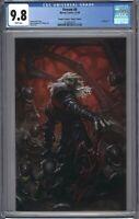 Venom #6 CGC 9.8 Skan VIRGIN Variant KNULL Symbiote GOD Cates