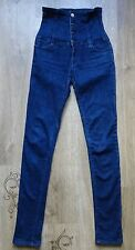 Women's Miss Sixty ROXETTE Skinny/High Waist Jeans, Size 25(W29 L33), Great cond