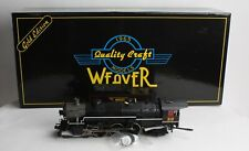 Weaver 1908LP Maine Central Light Pacific 4-6-2 Steam Locomotive & Tender with S