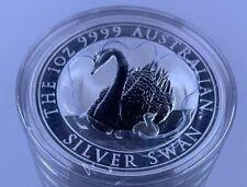 2018 Australian Silver Swan 1 oz Coin