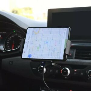 Automatic Clamping Car Holder Wireless Charger Samsung Galaxy Z Fold 2(SeeVideo)