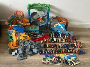Take N Play 56 Train Playsets Track Bundle From Thomas The Tank Engine Toy Kids