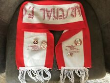 Vintage Arsenal Football Badges Scarf 1970s Qty 4 Badges