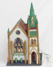 Dept 56 Heritage village collection ALL SAINTS CORNER CHURCH  # 55425