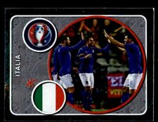 Panini Euro 2016 (Swiss Star Edition) Team Photo Italia No. 459