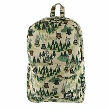 Loungefly Star Wars Ewok Forest Backpack Book Bag