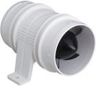 "Attwood 1733-4 Blower Bilge 3"" Water Resistant , White photo"