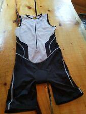 Mens Triathlon Tri Sparx suit size l large