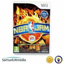 Nba - Jam (Wii) **GREAT CONDITION**