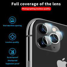 For iPhone 11 Pro / 11 Pro Max Camera Lens Tempered Glass Screen Film Protector