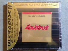 BOB MARLEY & THE WAILERS - EXODUS 1995 MFSL 24KT MASTER RECORDING CD *SEALED*!